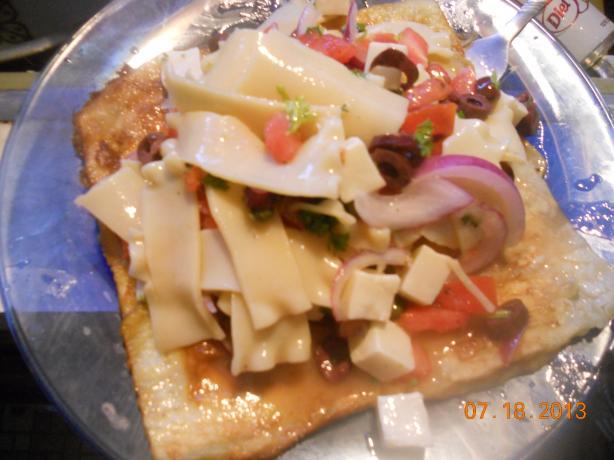 "Mediterranean Eggplant "" Salad"""