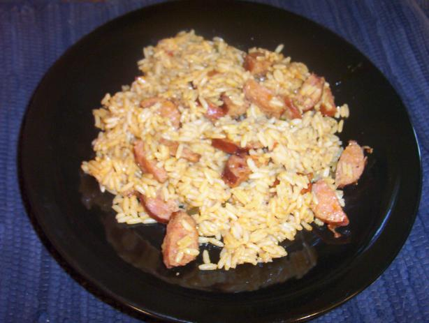 Jambalaya With Polish Sausage