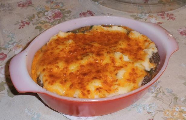 Gina's Shepherd's Pie
