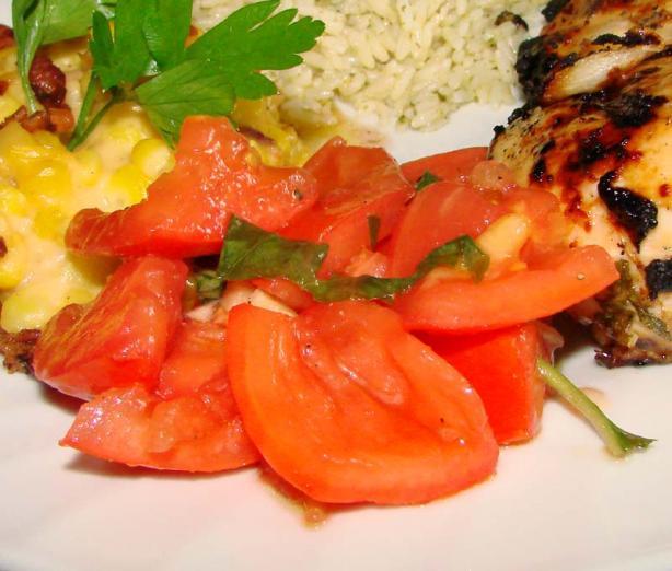 Calabrian Tomato Salad