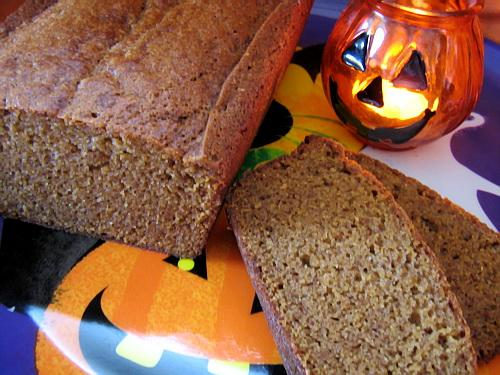 Sarah's Pumpkin Bread