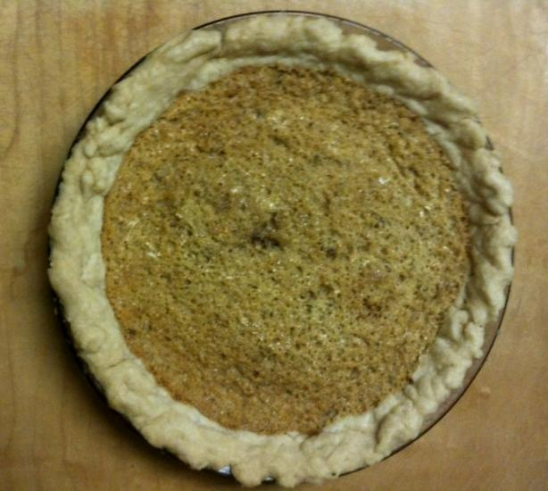 Totally Bitchin' Buttermilk Pie