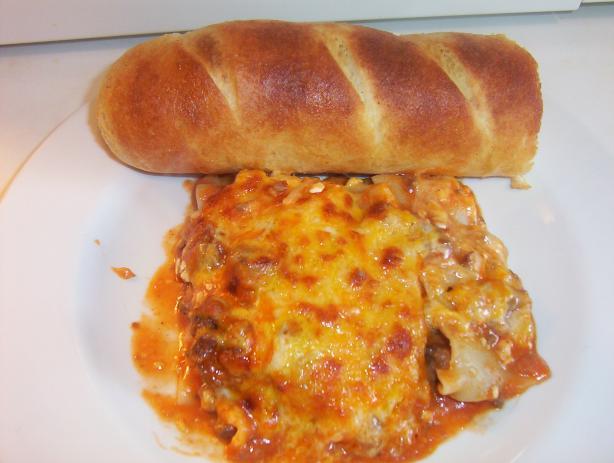 My Famous Lasagna
