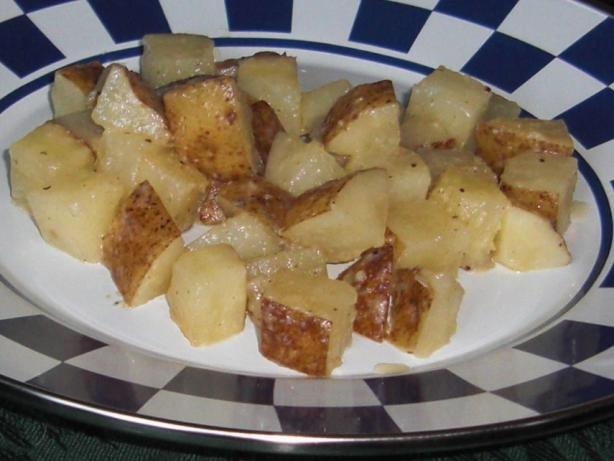Kittencal's Easy Seasoned Home Fries