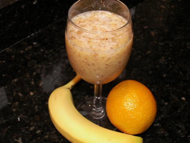 Orange Jubilee Smoothie