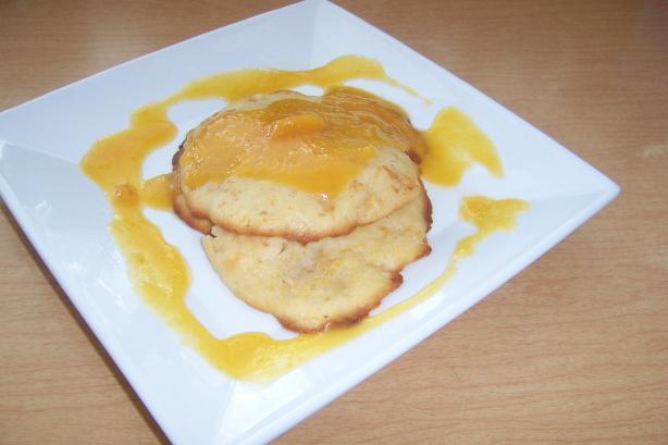 Peach Pattycakes