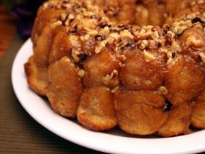 Gooey Bun Cake