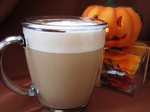 Almond Butterscotch Latte
