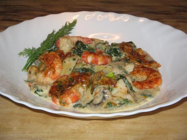 Special Shrimp Casserole