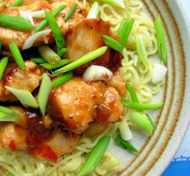 Szechwan Fried Chicken