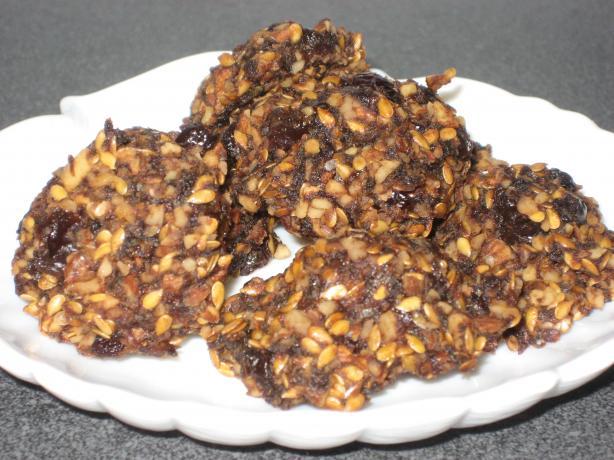 Alla's Cranberry Scones (Raw Foods)
