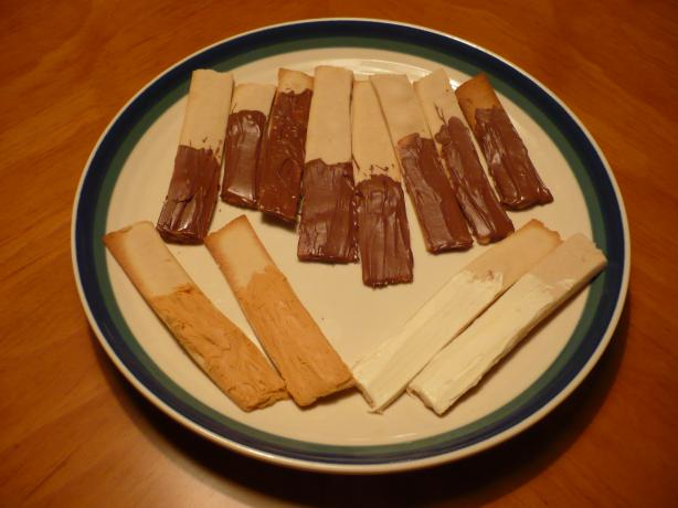 Gluten-Free Dip-Stick Cookies