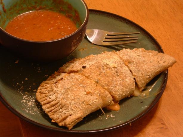 Kristi's Gluten Free Stromboli