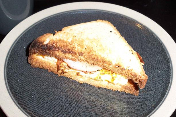 Low Fat Breakfast Sandwich