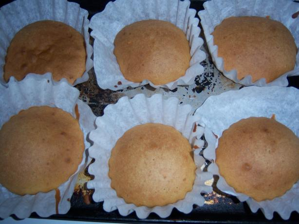 Bland Basic Muffins