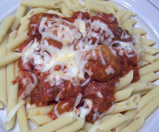 Lorilyn's Spaghetti Sauce