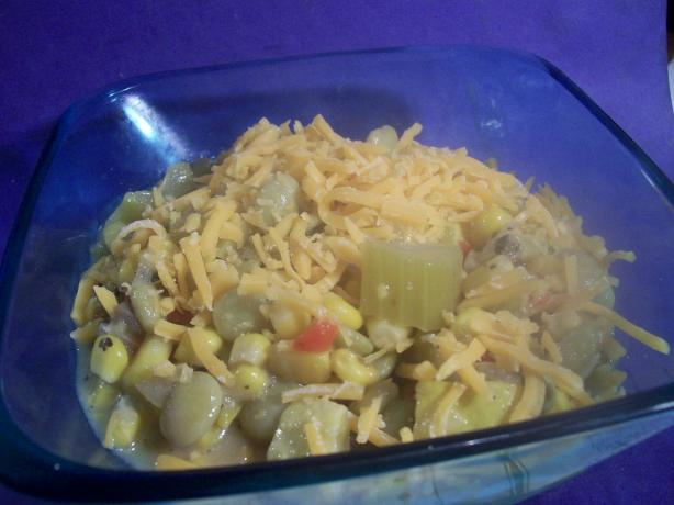 Sufferin' Succotash (Crock Pot)