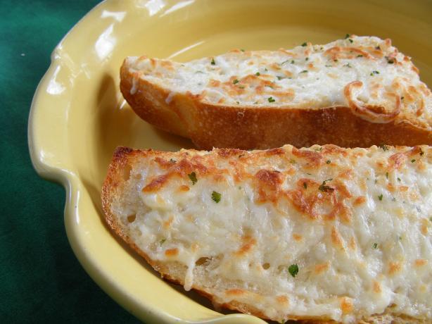 Max's Killer Garlic Bread