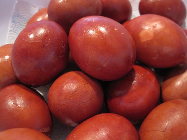 Huevos Haminados (Sephardic Jewish-Style Eggs)