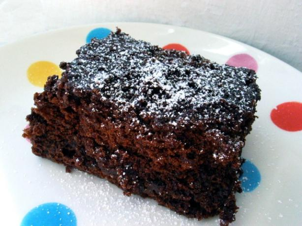 Diet Soda Pop Brownies