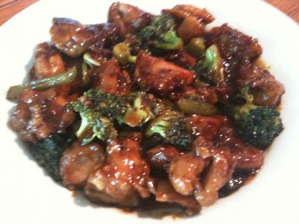 Chinese Take-Out General Tso's Chicken