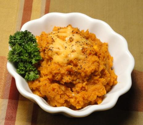 Creamy Mashed Pumpkin