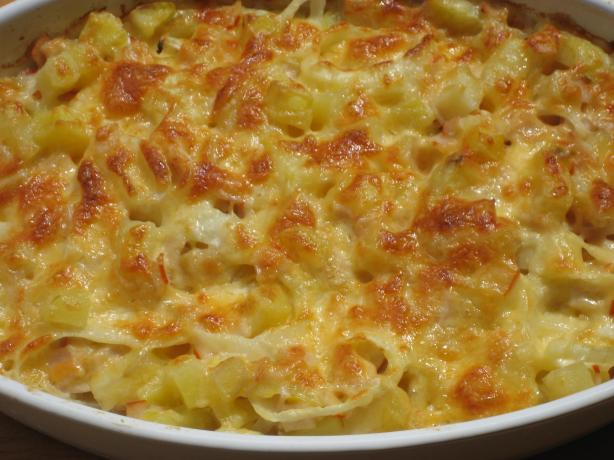 Easy Potato Bake
