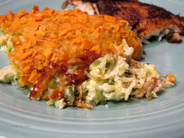 Baked Zucchini Meal