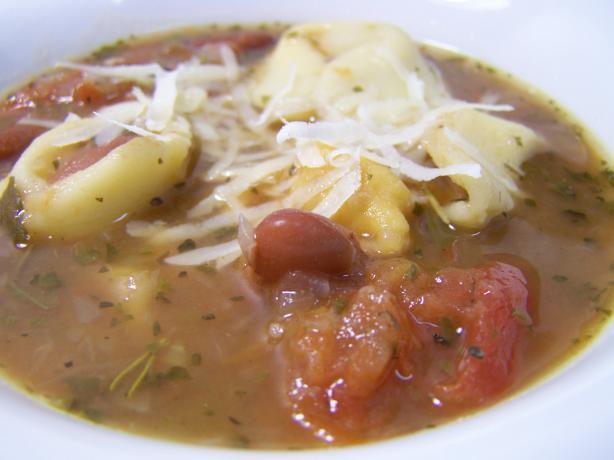Floridanative Tortellini Soup