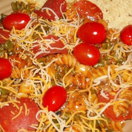 Merlie's Taco Pasta Salad