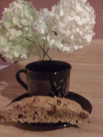 Jewish - Old Family Secret Recipe - Chocolate Chip Mandel Bread