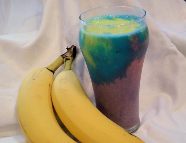 Groovy Banana Blitz Smoothie