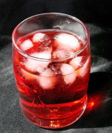 Pearific Strawberry Soda