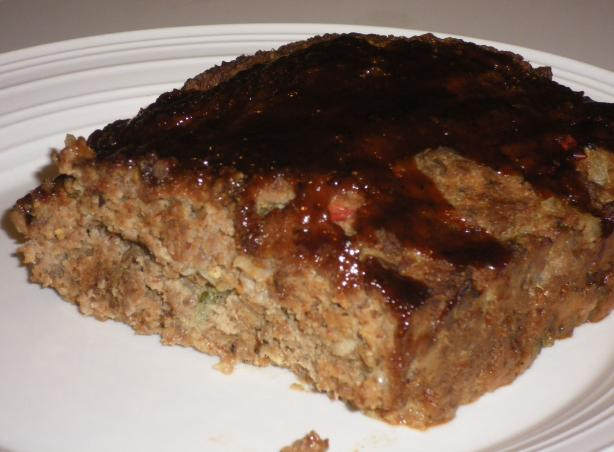 Zesty Meatloaf