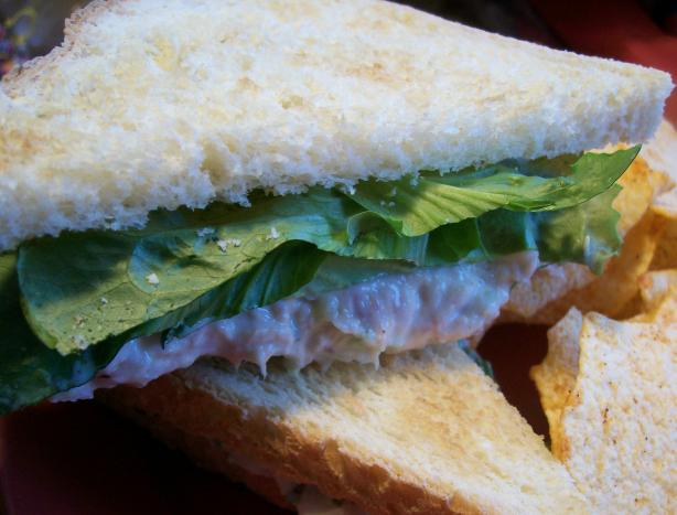 Awesome Tuna Sandwich