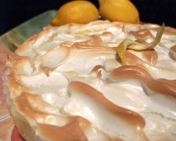 Desperate Housewives Secret Lemon Meringue Pie