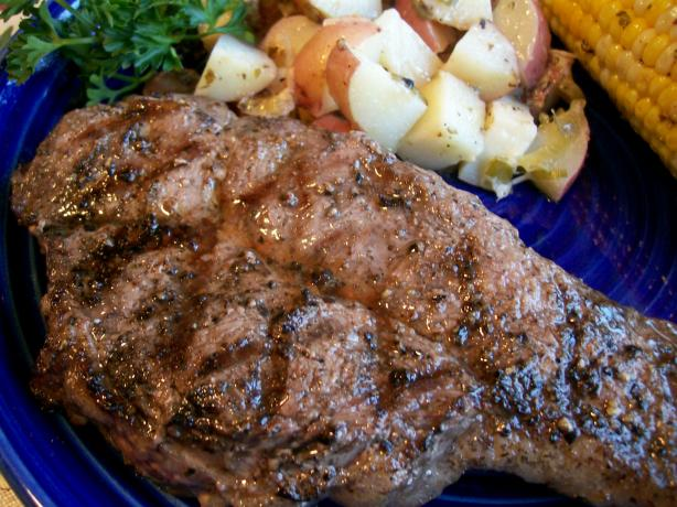 Simple and Brilliantly Tasty Grilled Steak