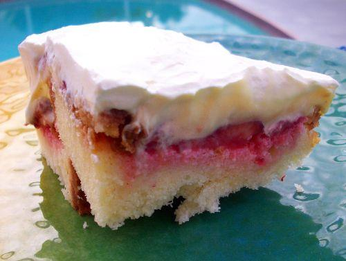 Yummy Berry Squares