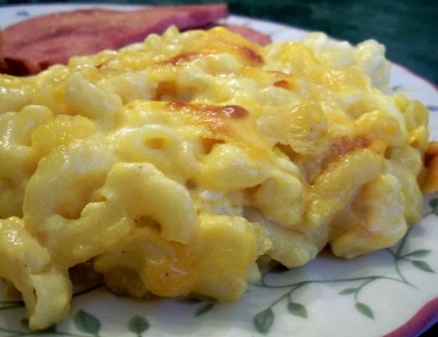 Baked Macaroni and Cheese - Deen Bros.