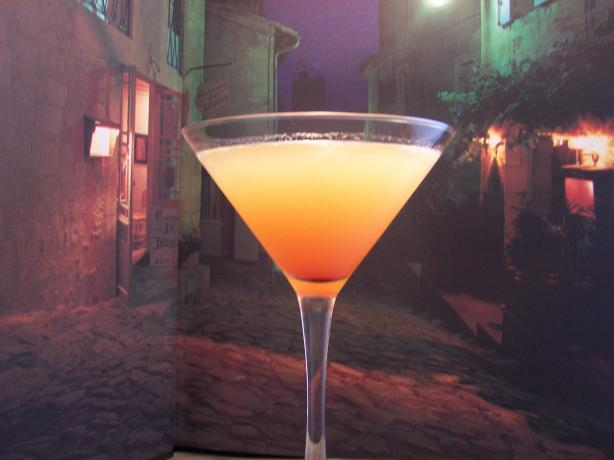 Sunset Martini