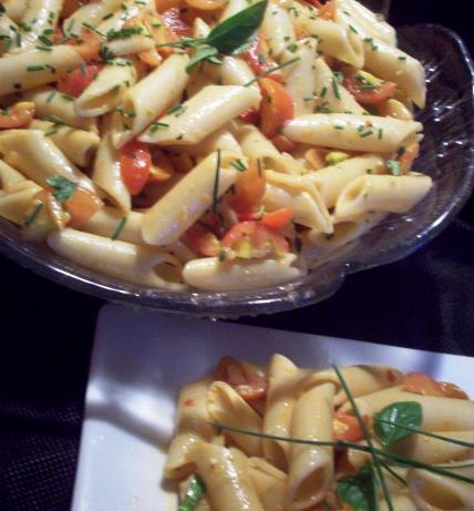 Tomato-Basil Pasta Salad