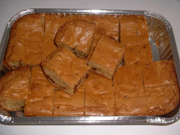 Cheryl's Sinfully Delicious Bombshell Blondies