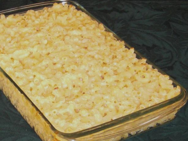 Emeril's Smoked Gouda Macaroni