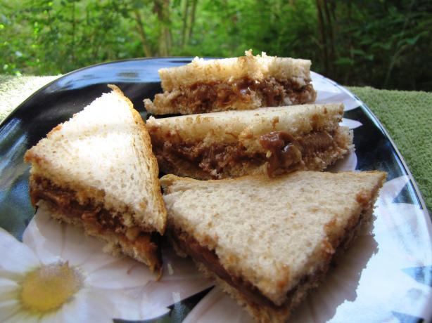 Ooey-Gooey Sandwich
