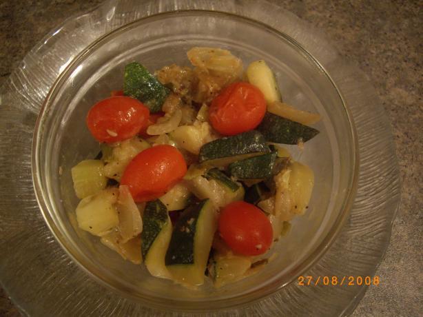 Easy Tasty Zucchini