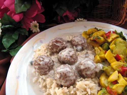 Mock Meatballs
