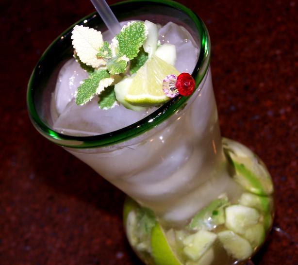 Cucumber Mojito (Camelback Inn's Recipe)