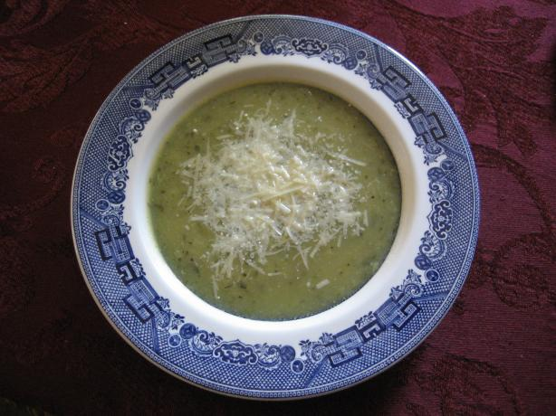 Gerry's Zucchni Soup