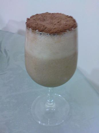 Milo Soya Milk Shake