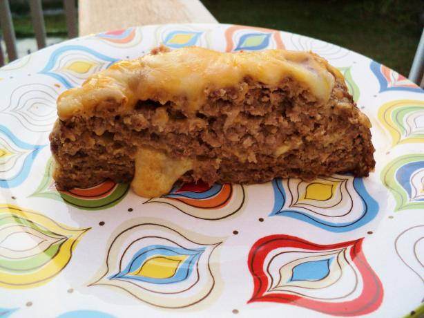 Marvelous Cheesy Meat Loaf